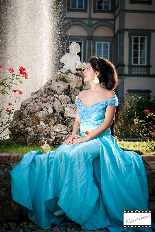arabian princess by DeedNoxious