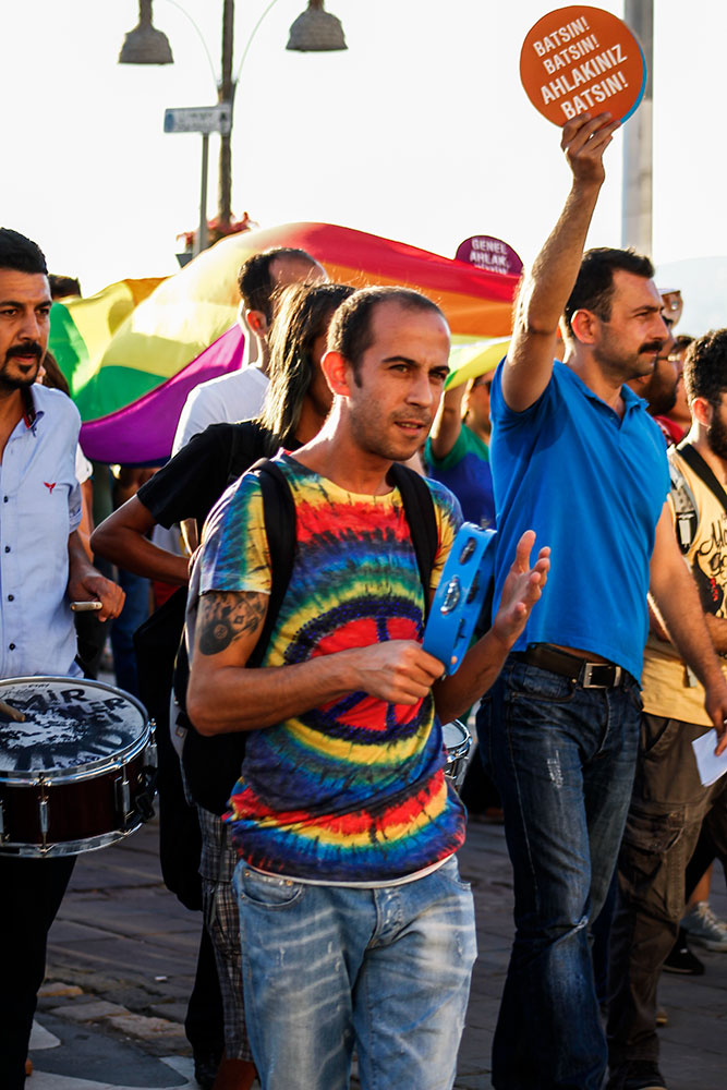 Gay Groups and Organizations in Izmir