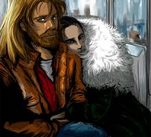 Thor Loki_Where do we go by enjyoujipolka