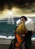 Thor Loki_Where do we go_02 by enjyoujipolka