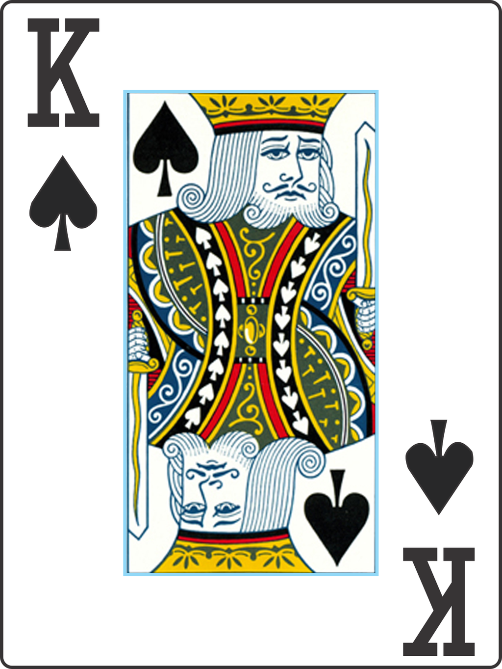 king of spades cards