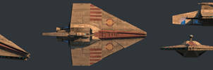 Destroyer Class Acclamator