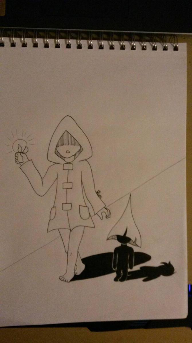 Little Nightmares :D by Silversan-Art