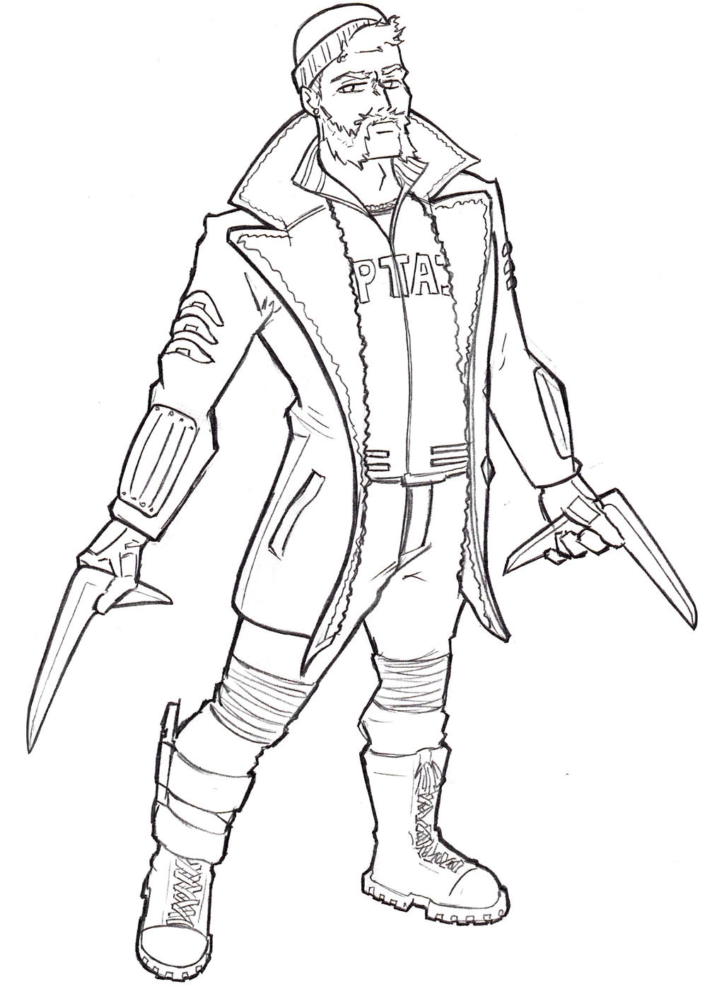 Image Result For Coloring Pages Harley