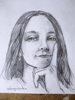 Girl portrait (final)