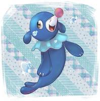 popplio: the goofylookin'butstilladorable pokemon by may10216