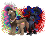 MLP Next Gen: The Royal Cousins
