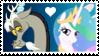 Discord x Princess Celestia Stamp