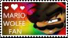 Mario Wolfe Stamp