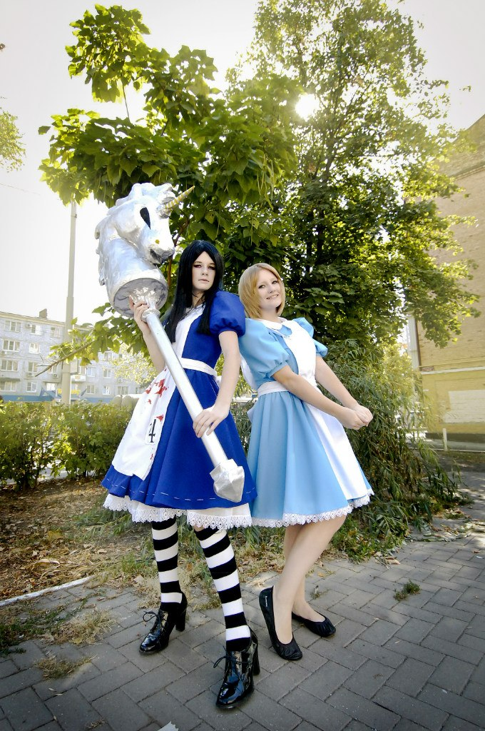 f111ddffe96a3 Alice:Madness returns and Alice in Wonderland by Zvezdakris on ...
