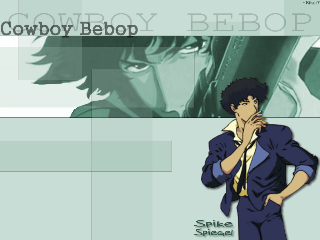 Cowboy Bebop Wallpaper Spike