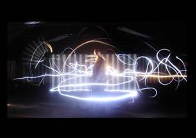light around olivier