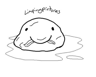 Blob Fish Coloring Pages Pictures To Pin On Pinterest