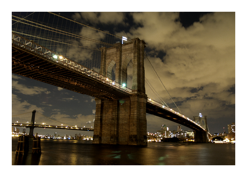 NYC, Brooklyn Bridge, 2 by severfire