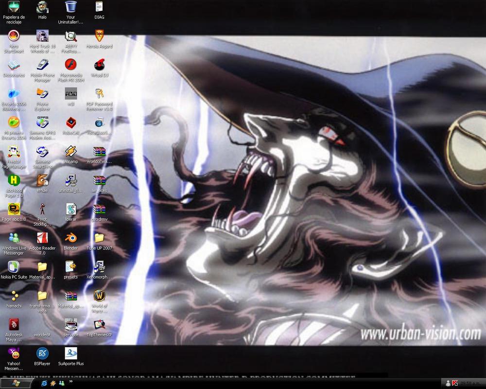 My Desktop2 by SeamusKnolt