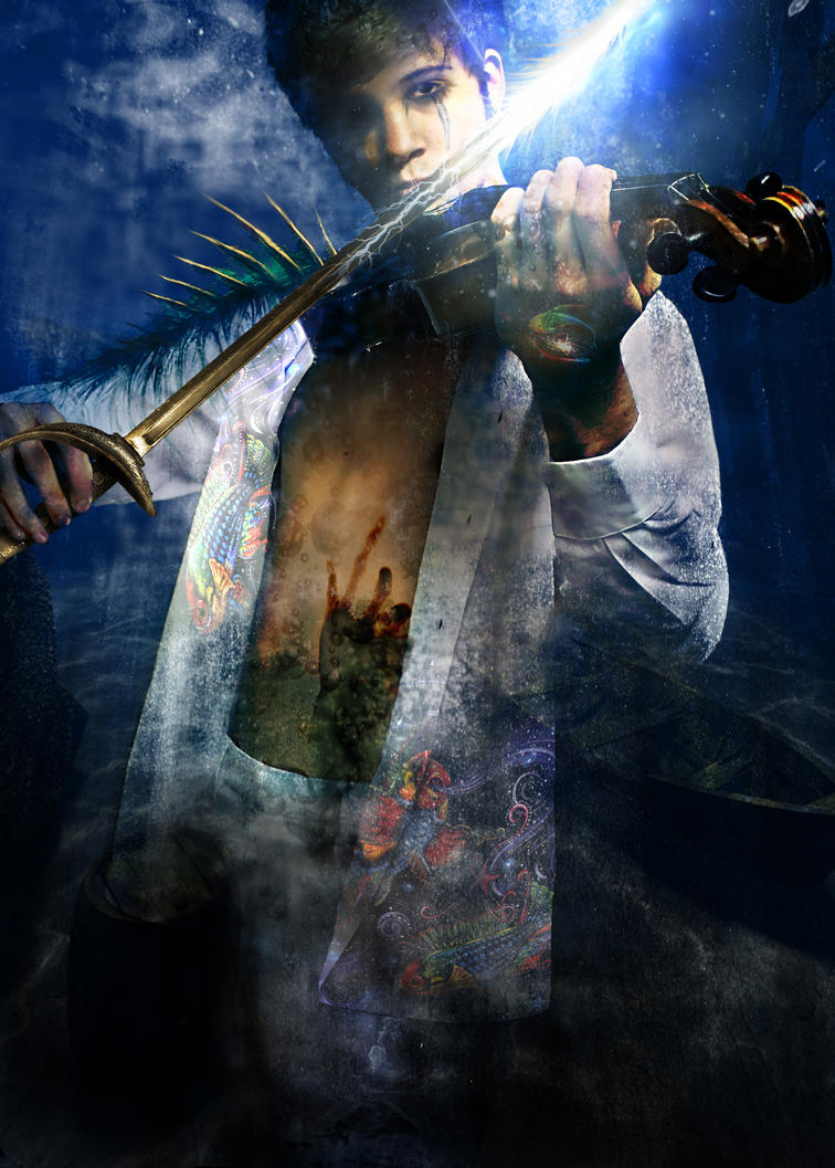 Man In Pisces By Hae La