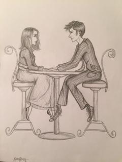 TenRose: Diner by princesszoggles