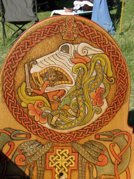 Ragnarock chair. by AnitaBurnevik