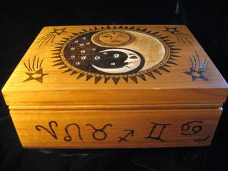 THE HEAVENLY BOX photo #2 by AnitaBurnevik
