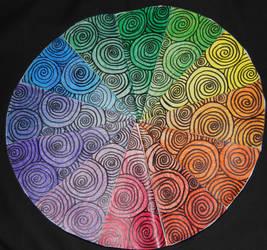 Color Wheel by g0rewh0re