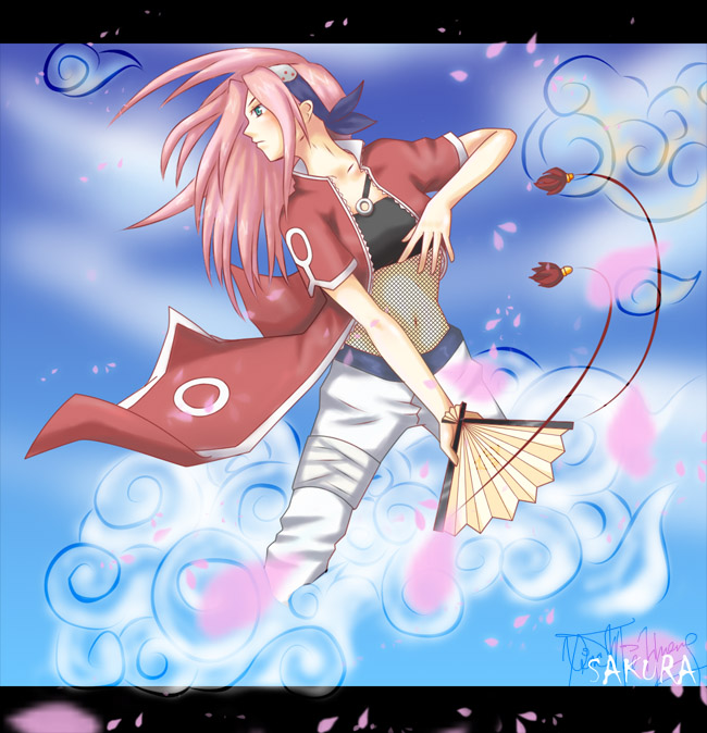 Sakura Haruno by KaoriMiko on DeviantArt
