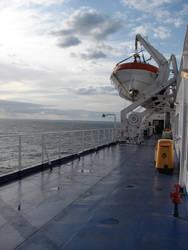 ferry boat by T-E-N-E-B-R-A