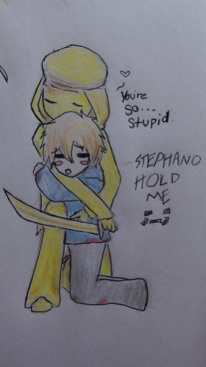 Pewdie and Stephano by pyrocupcakehugs