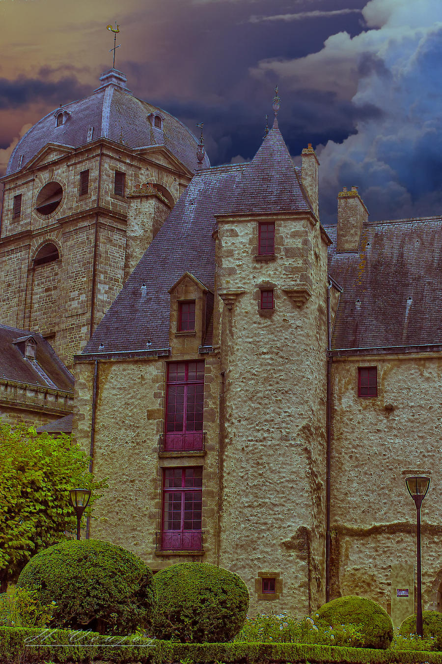 Alencon France  city photo : Alencon Orne France by hubert61 on DeviantArt