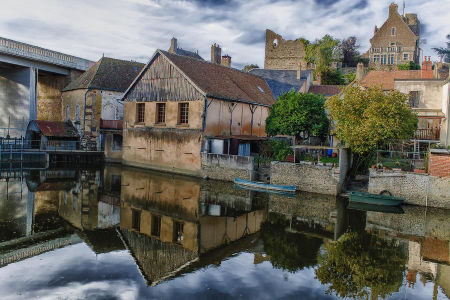 Beaumont sur Sarthe           Sarthe France by hubert61