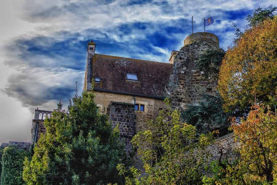 Beaumont sur Sarthe1  Sarthe France by hubert61