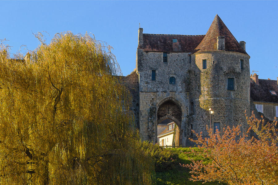 falaise3 Calvados France by hubert61