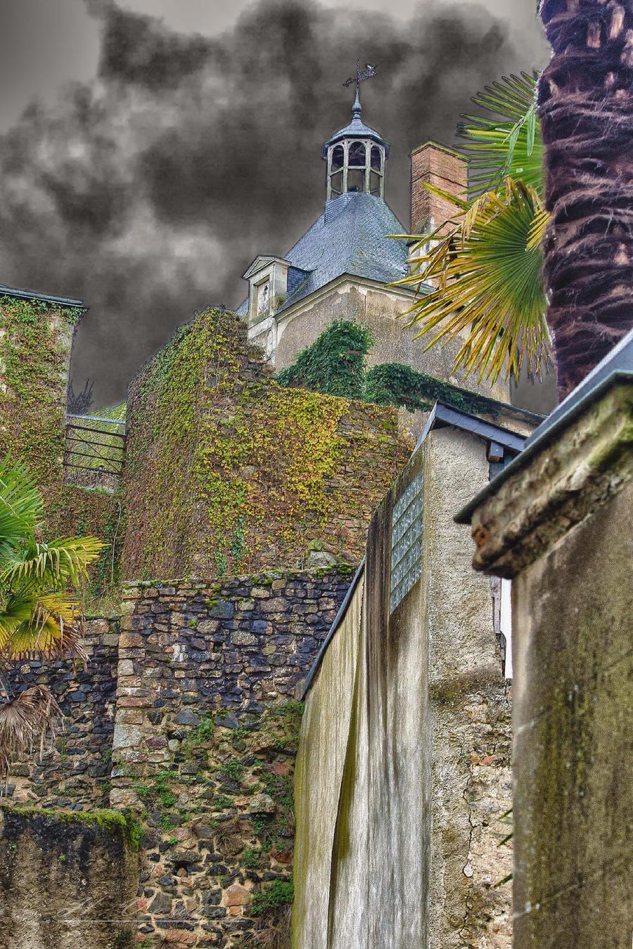 Castle1of Sable sur Sarthe  Sarthe France by hubert61