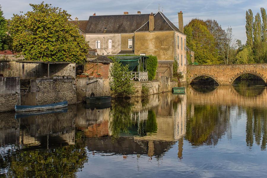 Beaumont sur Sarthe4 Sarthe France by hubert61