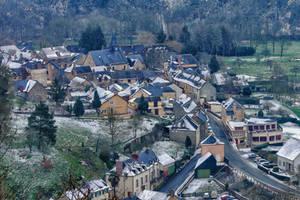 Saint Leonard des bois Sarthe France by hubert61