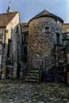 Tower Domfront Orne France