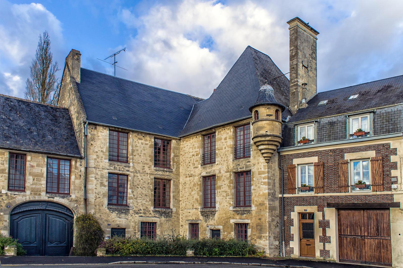 house1 argentan Orne France by hubert61