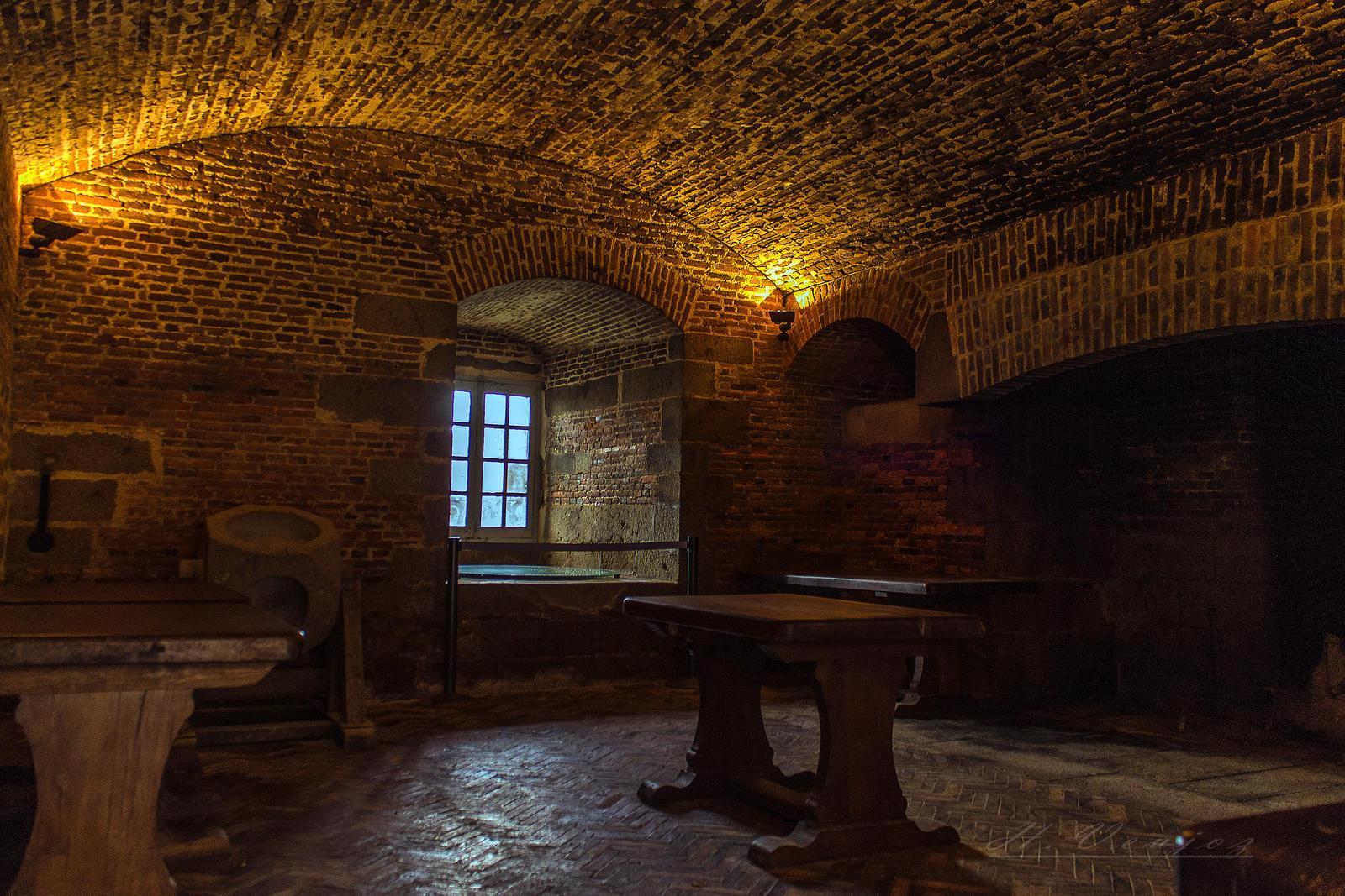 Room Chateau De Carrouge Orne France by hubert61