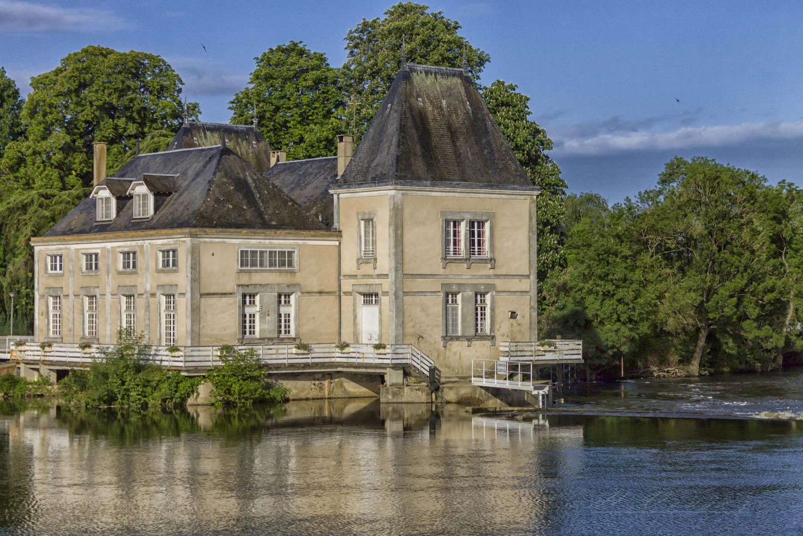 Mill la Fleche Sarthe France by hubert61