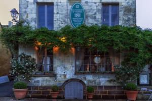 facade3 La Perriere Orne France by hubert61