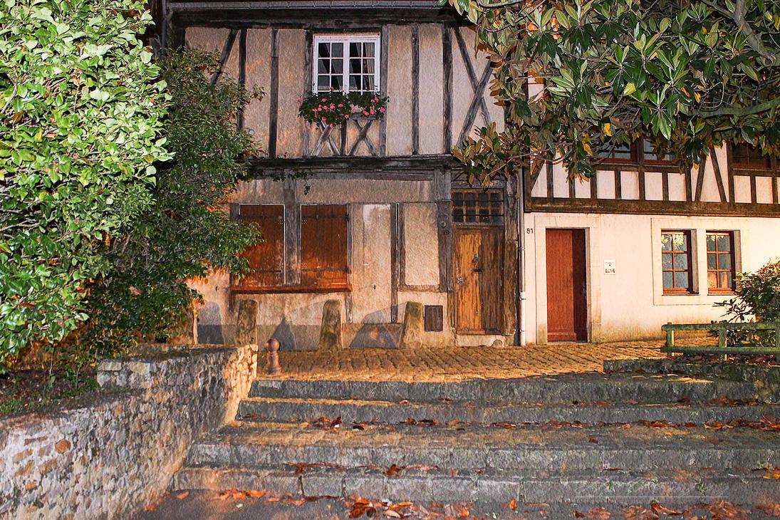 Facade5 Lemans sarthe France by hubert61
