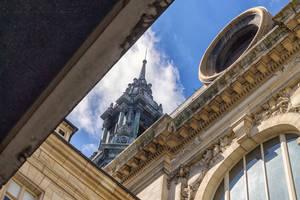 Hotel de ville Tours Indre-et-Loire France by hubert61
