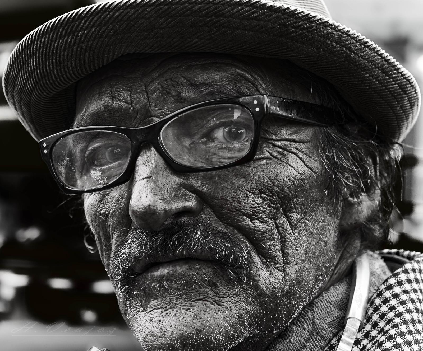 Portrait of Montparnasse by hubert61