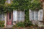 facade11 le Mele sur Sarthe Orne France by hubert61