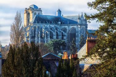 Cathedrale10 du Le Mans by hubert61
