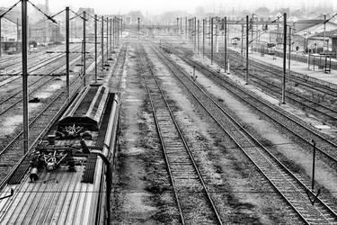 Le Depart by hubert61