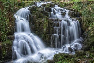 Cascade de Mortain Mayenne by hubert61