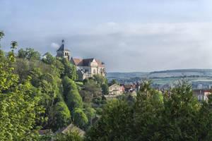 Tonnerre Eglise St Pierre1 by hubert61