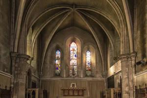 Eglise Nogen Le Rotrou by hubert61