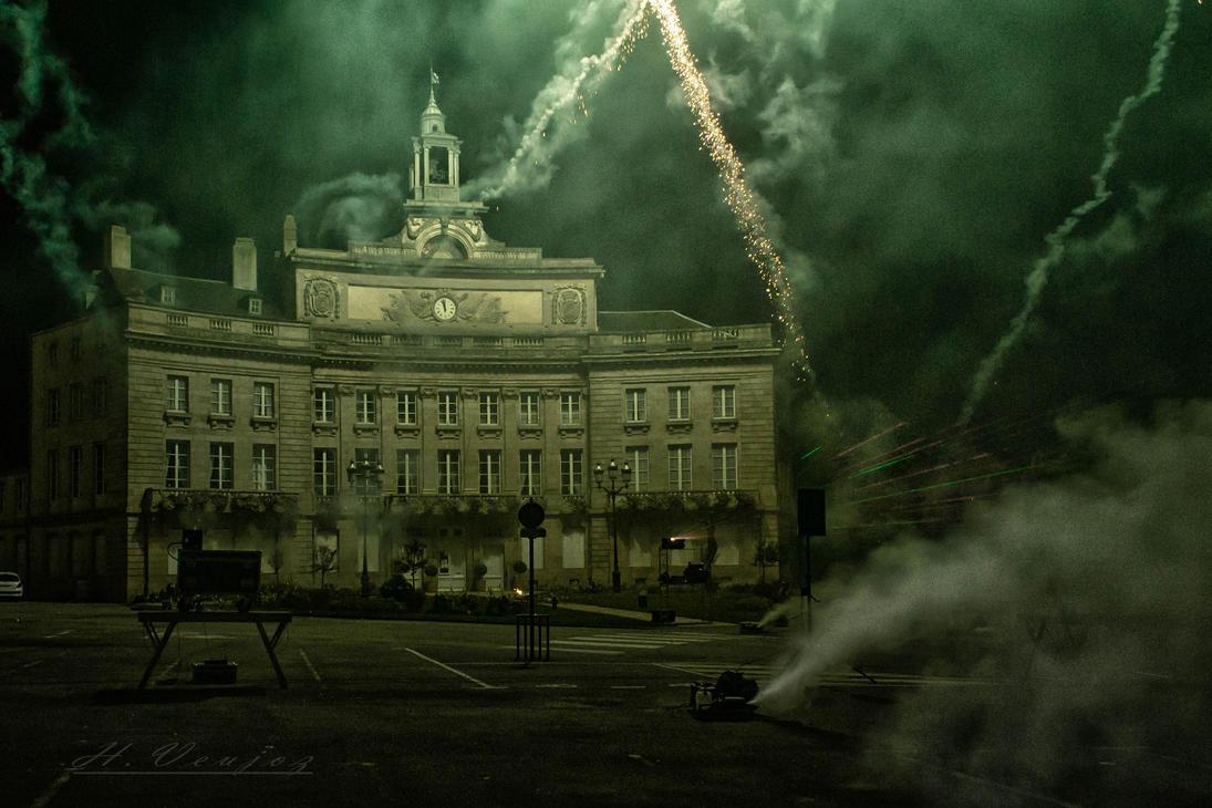 Alencon feu d artifice 2014 by hubert61