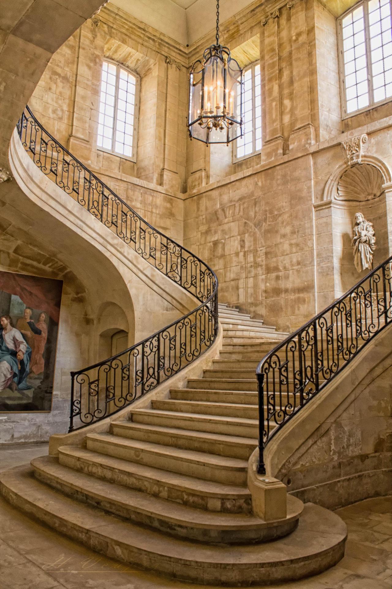 Escalier13cg Calvados by hubert61
